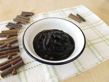 thermotherapy: Peat pulp