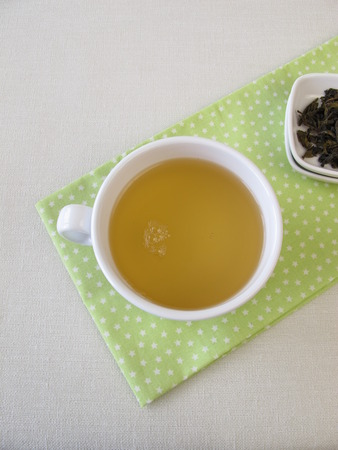 wei�er tee: Cup of Ceylon royal silver white tea