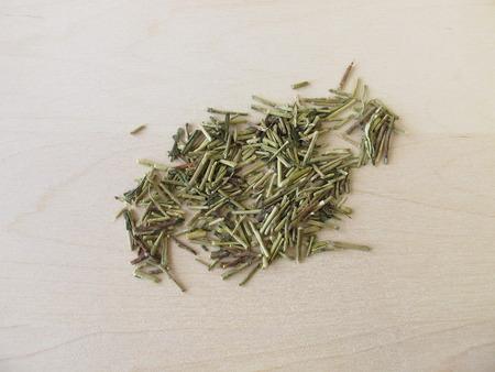 loose: Loose kukicha green tea
