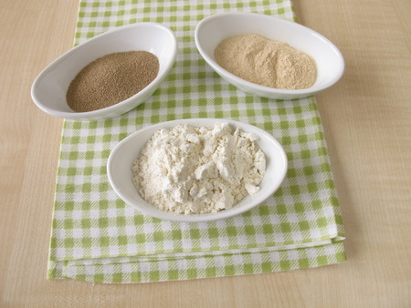 extract: Flour, sourdough extract and bakers yeast