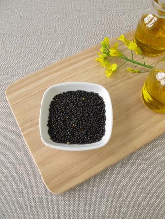 canola: Rapeseed and canola oil