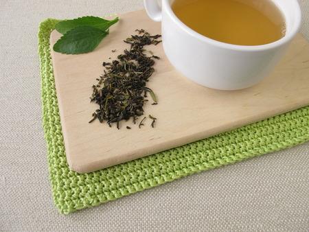 darjeeling: Darjeeling green tea and stevia