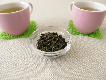 darjeeling: Darjeeling green tea