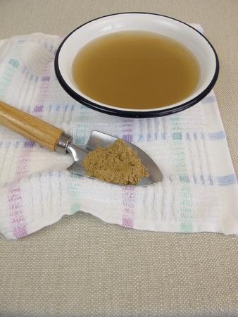 bath additive: Medicinal clay bath