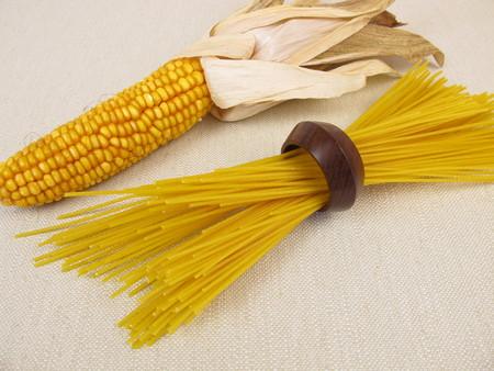 elote: Pastas y mazorca de maíz del maíz