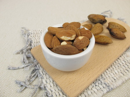 toasted: Toasted almonds
