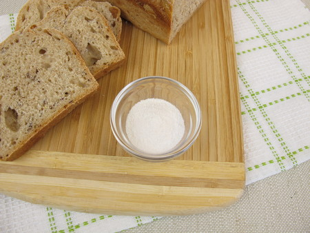 inulin: Bread baked with inulin