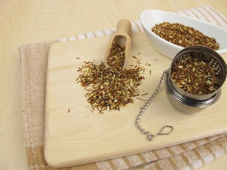 rooibos: Green rooibos tea