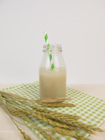 spelled: Grain milk from spelled