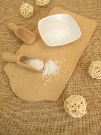 sel: Fleur de Sel sea salt