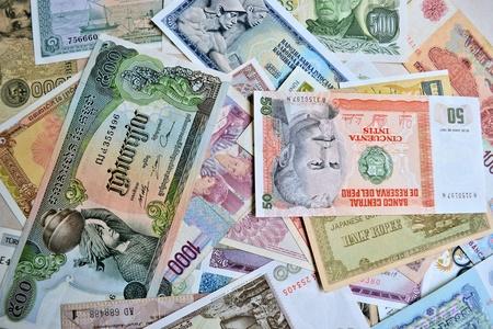 finanzen: Geld Stock Photo