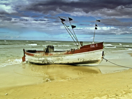 Vissersboot Redactioneel