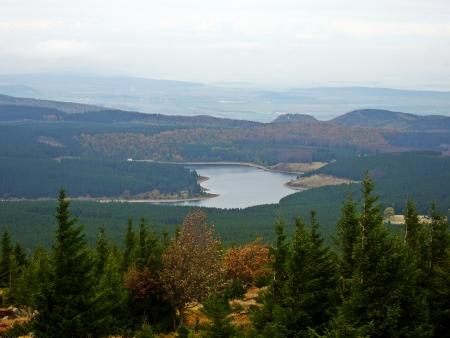 Ecker reservoir