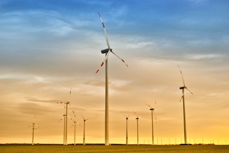 electricity providers: wind power