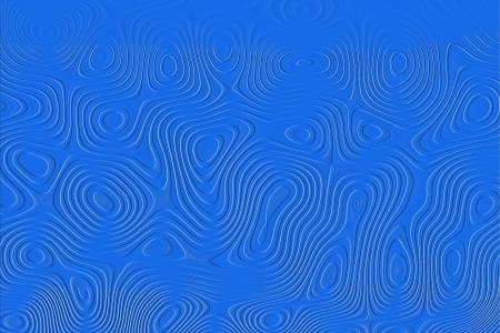 lineas onduladas: l�neas onduladas Foto de archivo