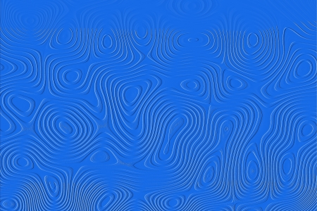 messed up: wavy lines