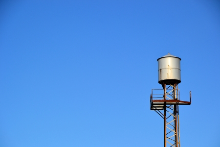 water tank: Water reservoir in the country
