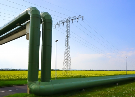 Energy supply for the city of Magdeburg