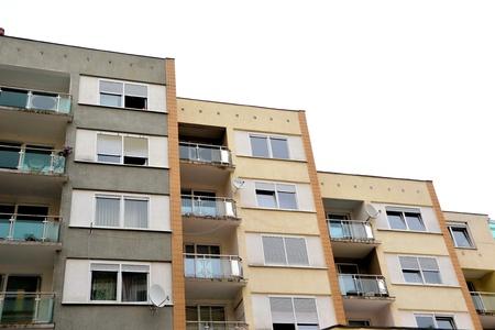 karlovy: a house in Karlovy Vary Editorial