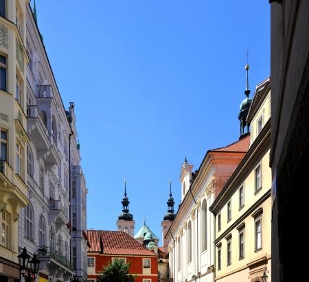 die Altstadt von Prag Lizenzfreie Bilder
