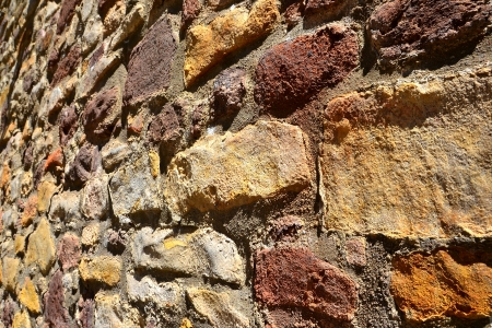 Part of the city wall in Magdeburg Stock Photo - 23116312