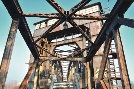 Hubbrücke in Magdeburg