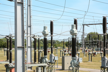 life threatening:  transformer substation on the outskirts of Magdeburg