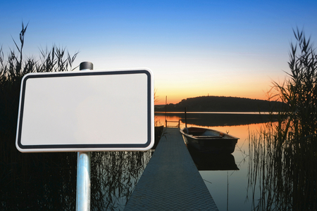 blinded:  lakeside holiday