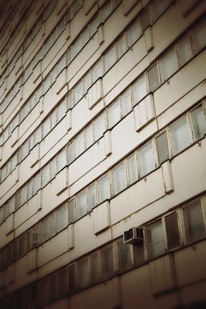 prefab: derelict office building in the center of Berlin