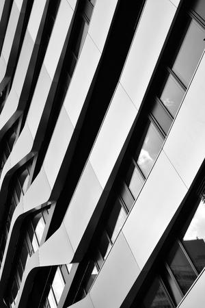 Fassade des B�rogeb�udes in der Innenstadt von Berlin