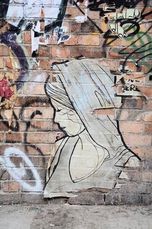 impermanent: street art in the center of Berlin