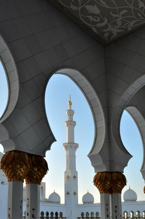 sheikh zayed mosque: Abu Dhabi Sheikh Zayed Mosque