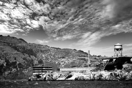 Alcatraz Iceland, famous prison in San Francisco bay area