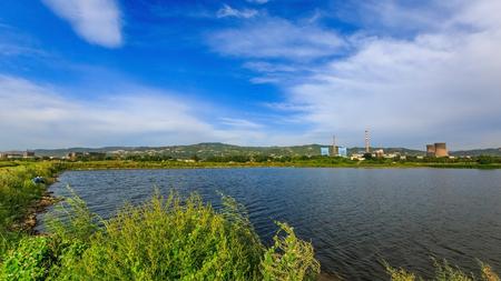 Jinyang Lake view
