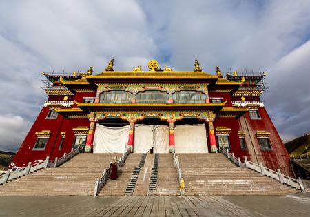 Yushu Jie Ancient Temple