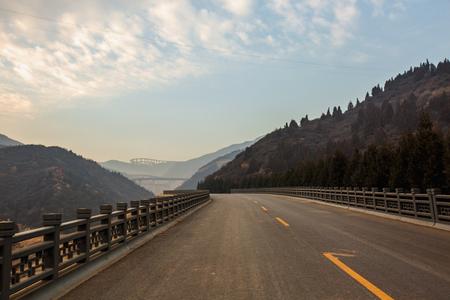 Taiyuan Tianlong Mountain Cycling Track Tour