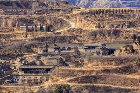 Natural scenery of Dongjialing Village, Lingshi, Shanxi