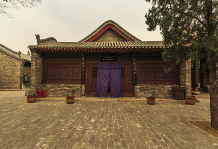 China's only well-preserved ancient state-level authority - Shanxi Huozhou Department 新聞圖片