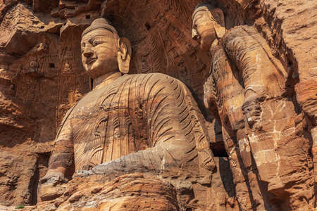 Yungang Grottoes on September 24, 2020, the existing Yungang Grottoes, was one of the first batch of national key cultural relics protection units announced by the State Council in 1961.