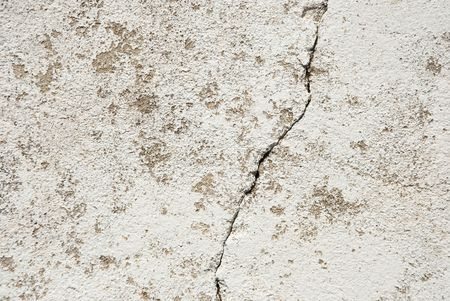 Pronounced cracks in a wall with extra textures Stock Photo - 6232159