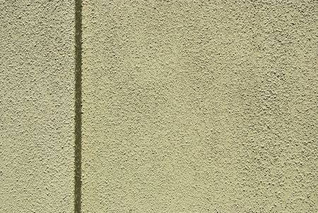 Texture shot of surface of a wall, split  vertically on left third Stock Photo - 6232134