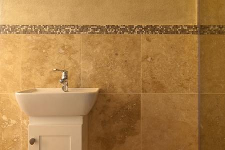 Moderne badezimmer fliesen orange  Bad Fliesen Lizenzfreie Vektorgrafiken Kaufen: 123RF