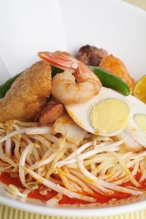 curry noodle photo