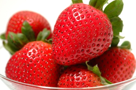 Starwberry Stock Photo