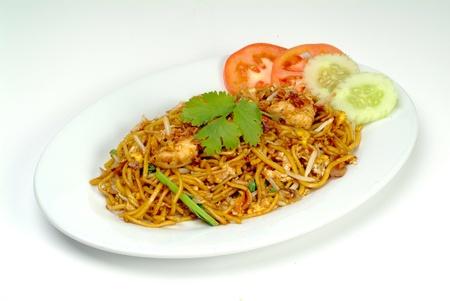 sumptuous: mamak fried noodle - malaysian food