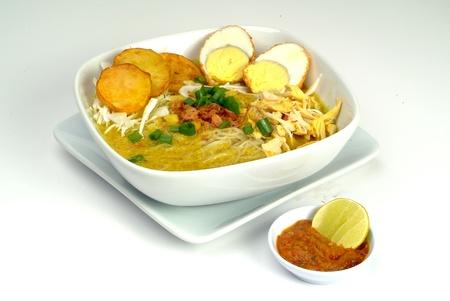 noodles - malaysian food  photo