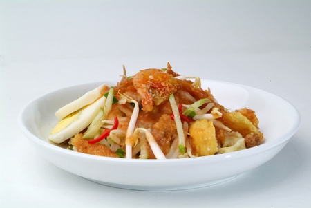 malaya: Mee rojak - malaysian food Stock Photo