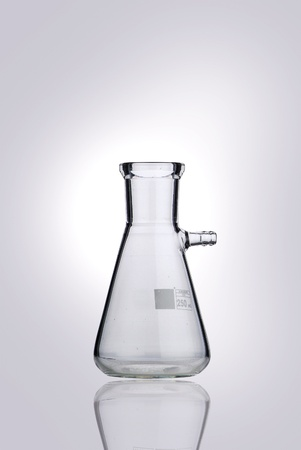 Chemical flasks Stock Photo - 10456365