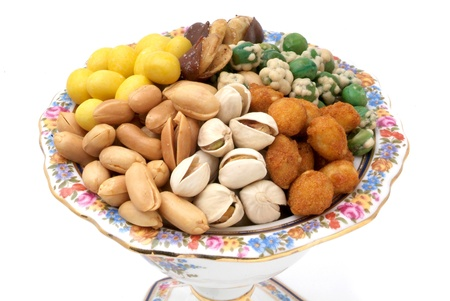 titbits: nuts