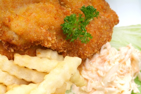 cutlets: chicken chop